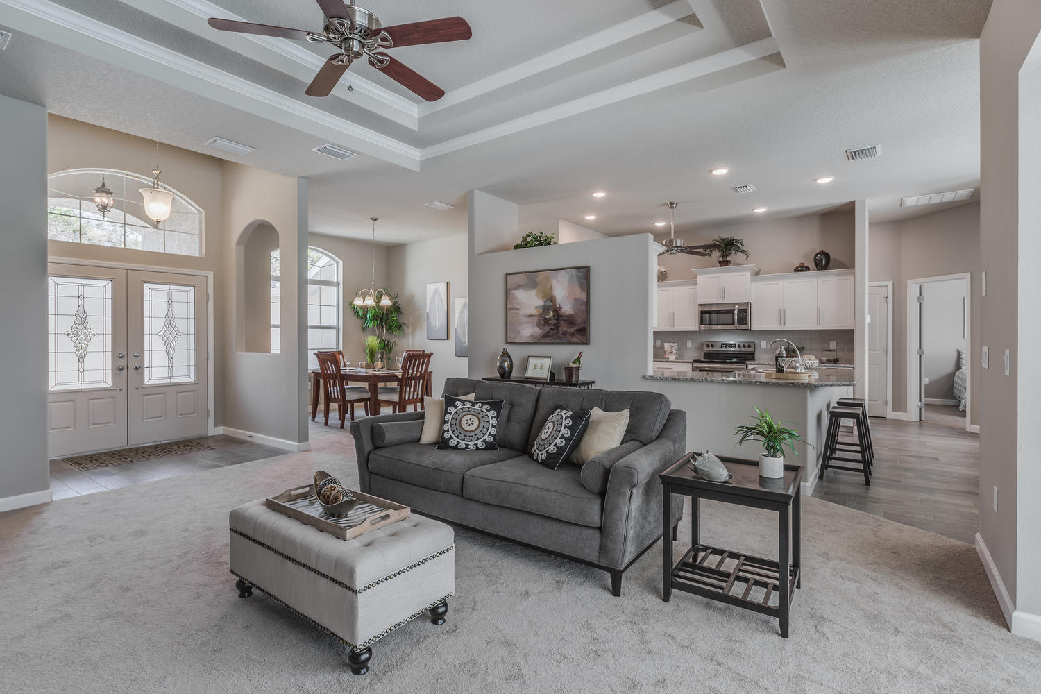 Chelsea Model Home Royal Coachman Homes Builder New Home